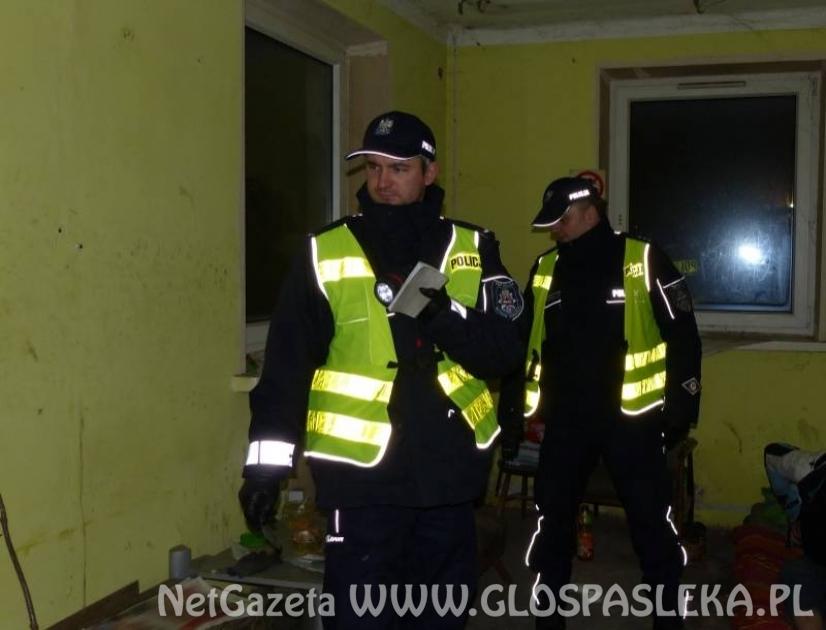 Mróz śmiertelnie groźny. Policjanci szukają bezdomnych