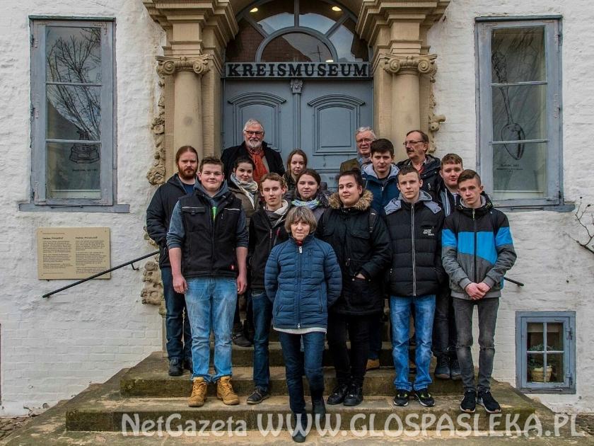 Uczniowie ZSEiT na praktykach w Niemczech