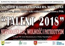 Talent po raz XV