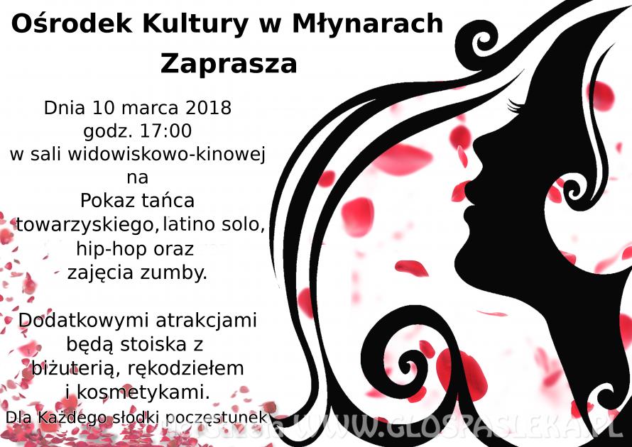 Dzień Kobiet w Młynarach