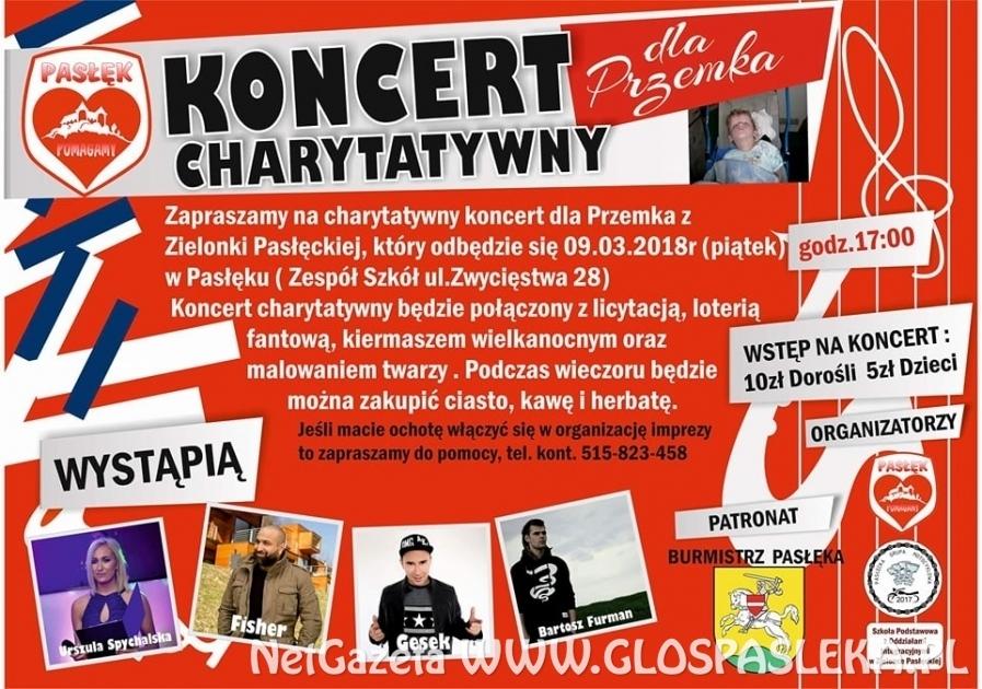 Koncert dla Przemka