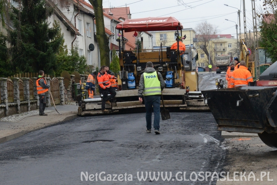 Przetarg na budowę dróg gminnych