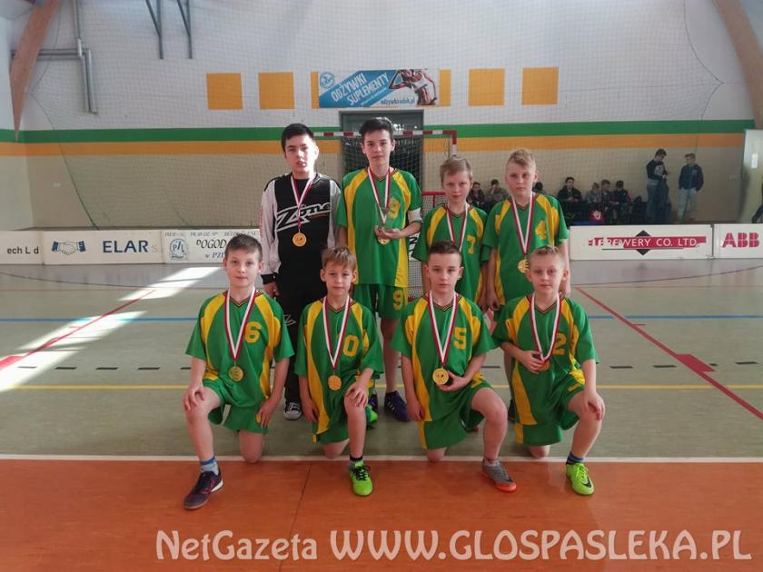 Złota drużyna z Godkowa