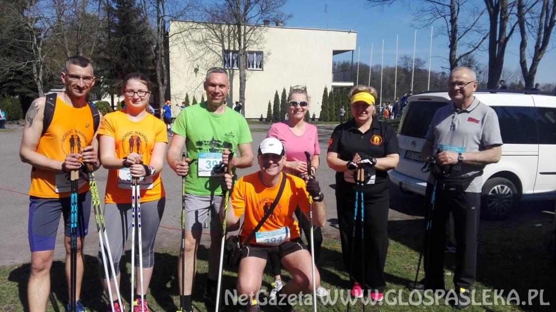Po zawodach w Malborku