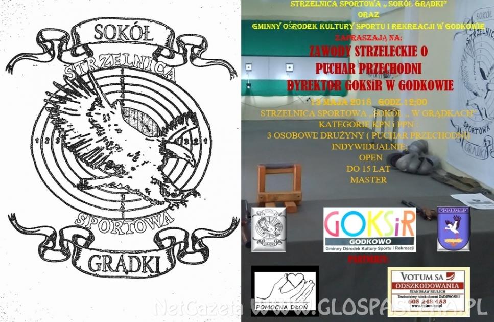 Zawody strzeleckie o puchar Dyrektor GOKSiR w Godkowie