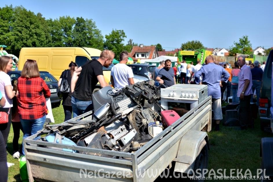 Blisko 9.500 kg. selektywnych odpadów