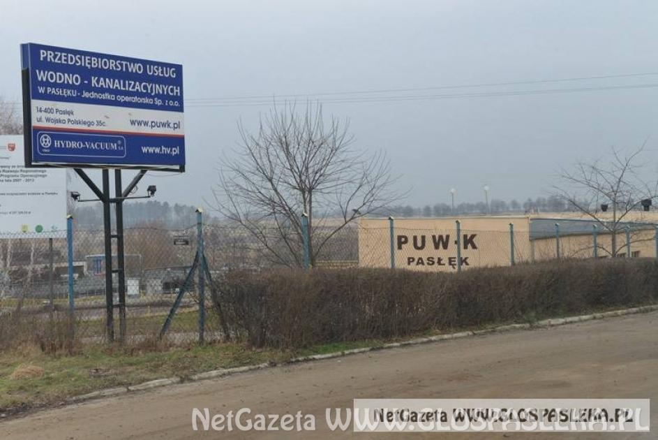 Ogłoszenie PUW-K - przerwa w dostawie wody