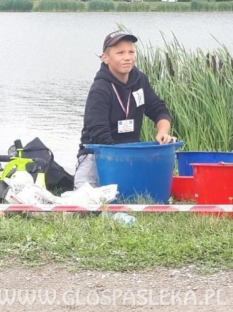 Pasłęczanin w MP Kadetów