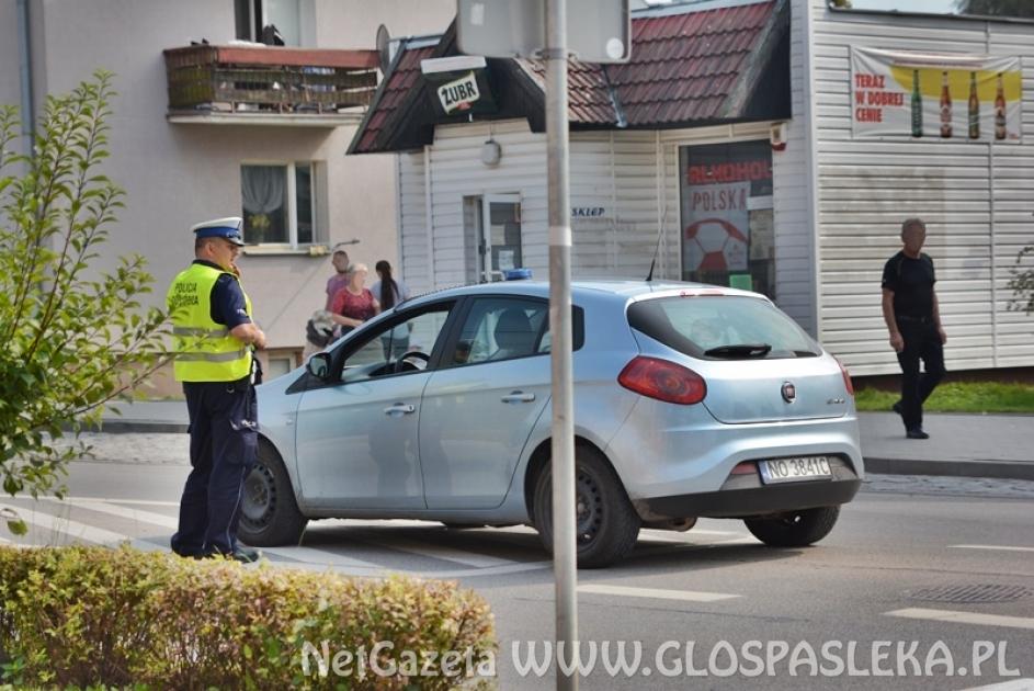 Za kilka dni nowy rok szkolny. Policjanci kontrolują przyszkolne ulice i oznakowanie