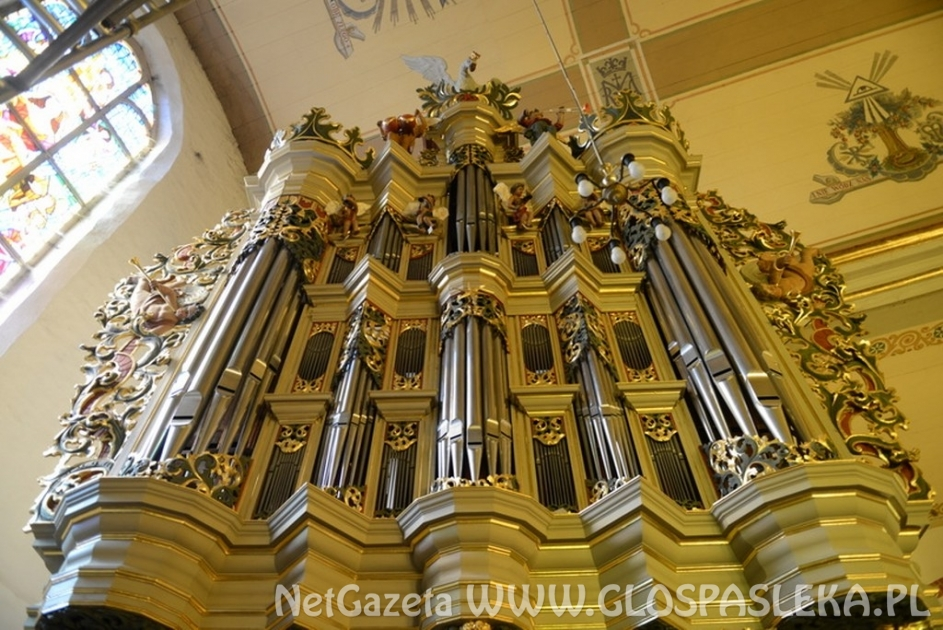Kolejny koncert organowy już w niedzielę