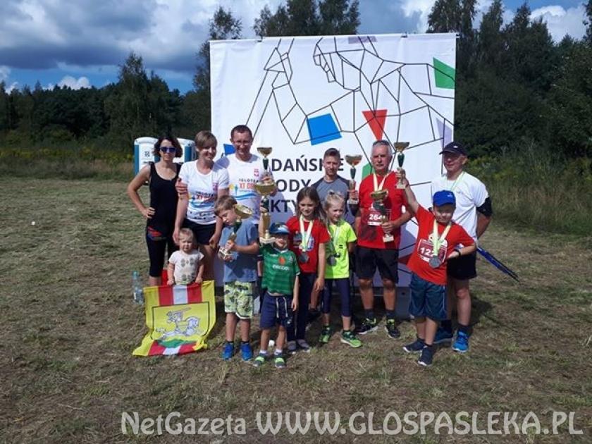 Aktywna Familia z sukcesami po zawodach w Gdańsku