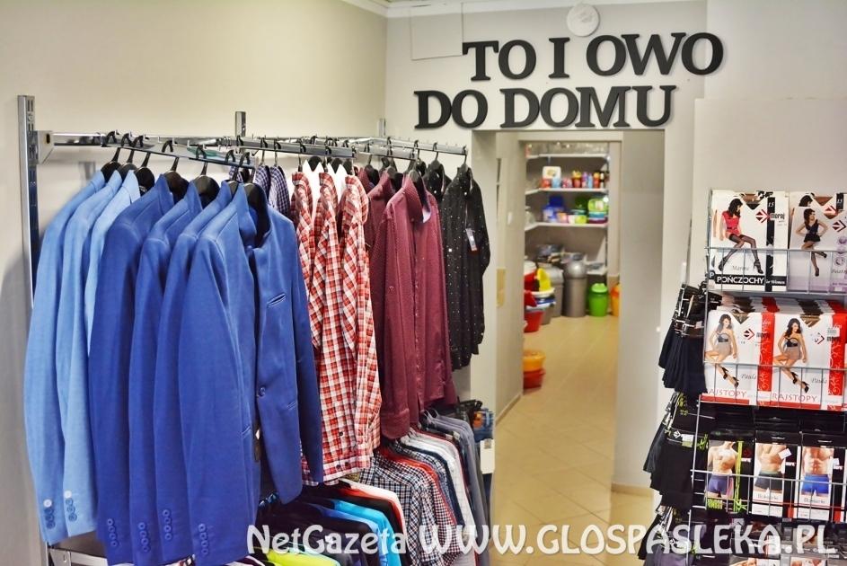 Sklep AZA zaprasza, nie tylko po ubrania