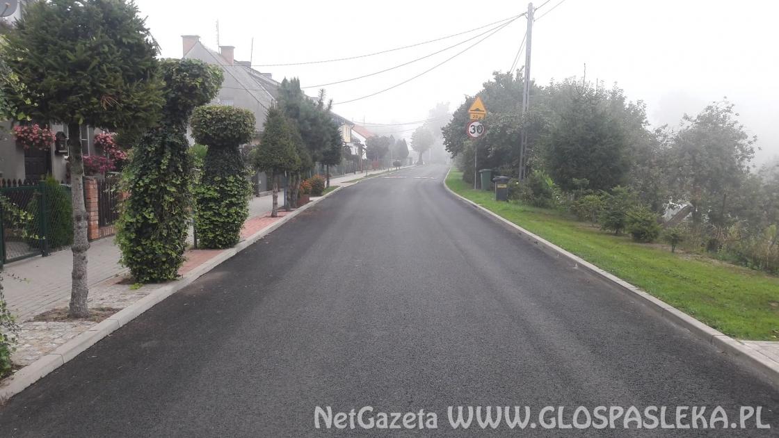 Nowa droga w Rzecznej