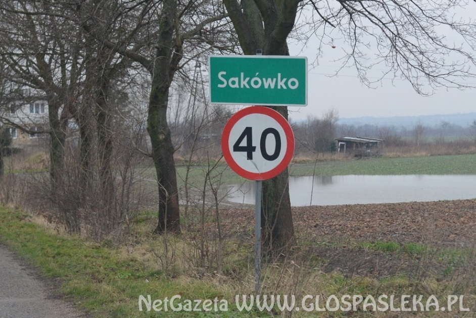 Tragedia na polu koło Sakówka