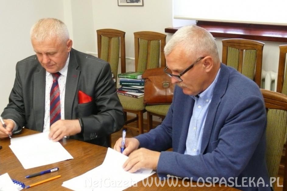 Umowa na Gęsią Szyjkę
