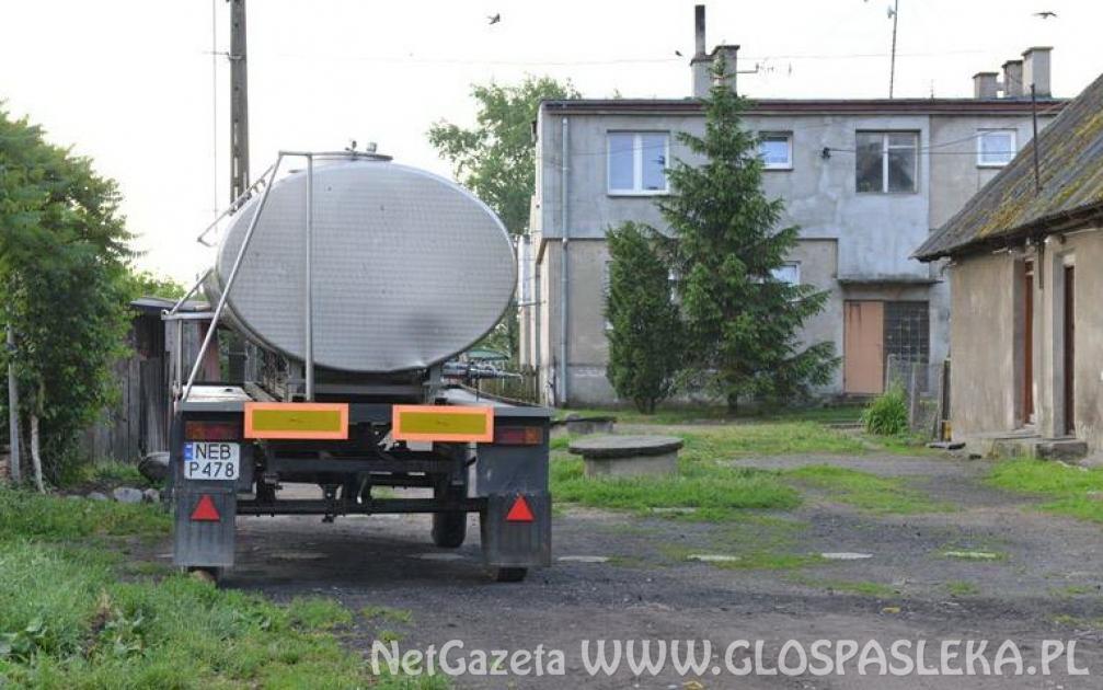 Przetarg na wodę i kanalizację do Sakówka