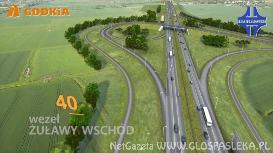 Nową S 7 do Gdańska