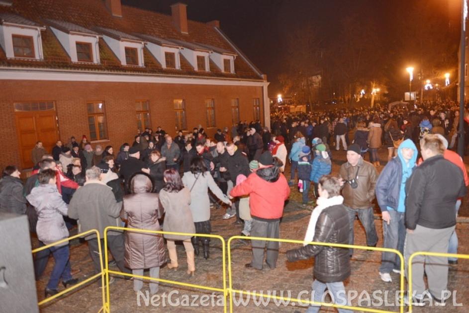 Nowy Rok witamy na pl. św. Wojciecha