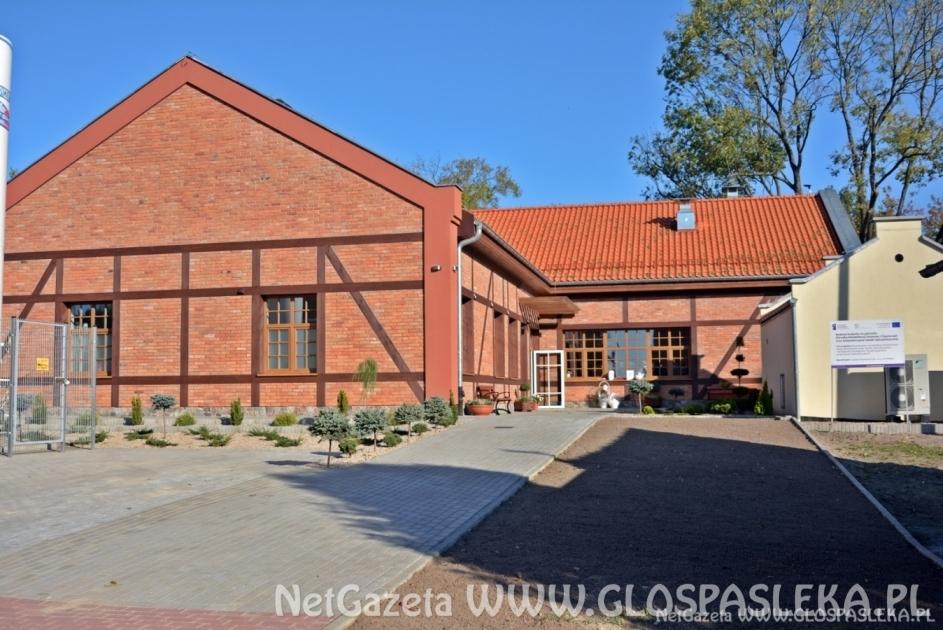 Nowy budynek Szpitala Powiatowego Sp. z o.o. w Pasłęku