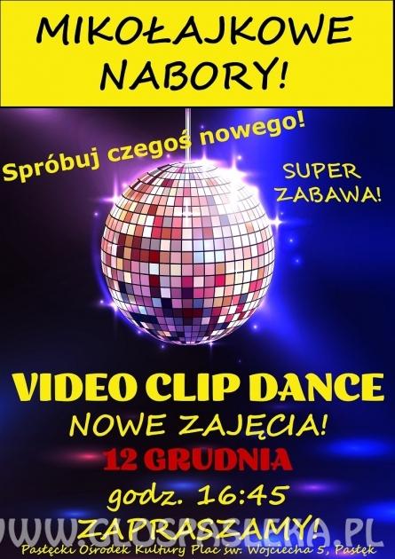 VIDEOCLIP DANCE - nowe zajęcia taneczne