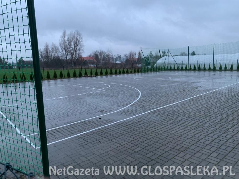 Nowe boisko w Rogajnach