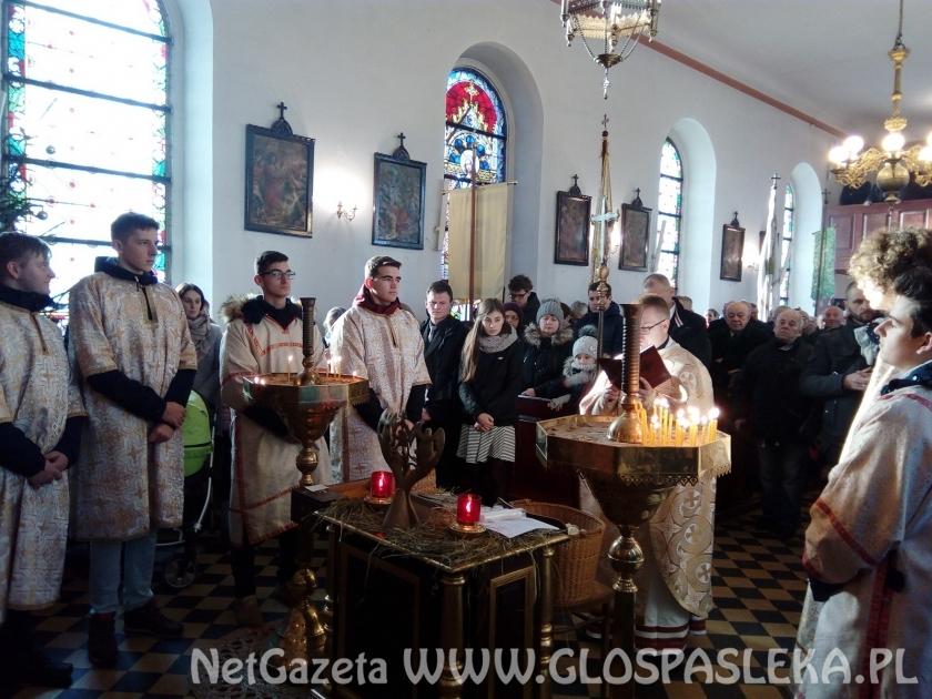 Grekokatolicy i Prawosławni świętują Boże Narodzenie - zdjęcia