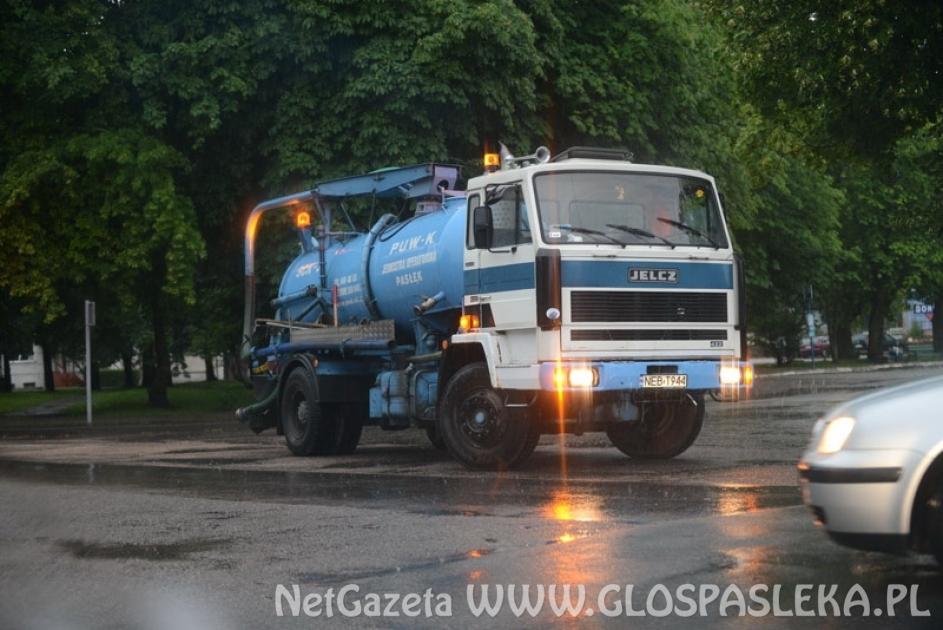 Przetarg na utrzymanie kanalizacji deszczowej