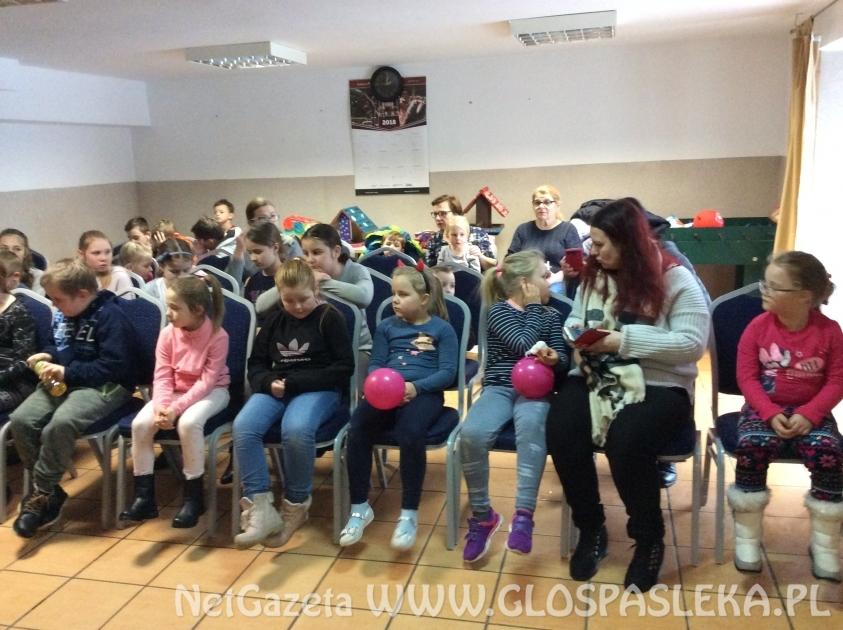 """""""Lodowa kraina"""" w Bibliotece Publicznej Gminy Godkowo"""