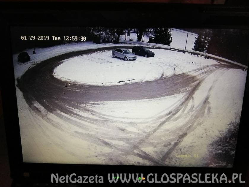 Parking monitorowany