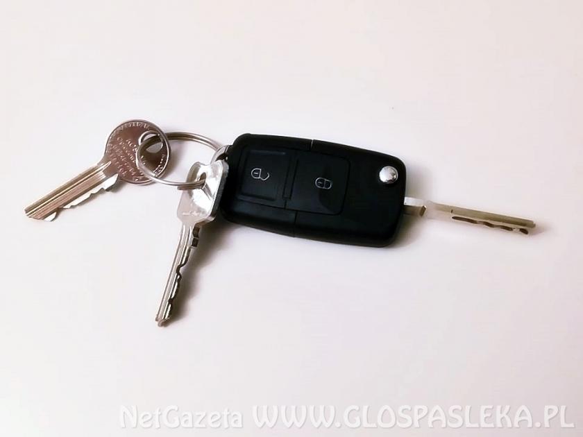 Ogłoszenie - znaleziono klucze