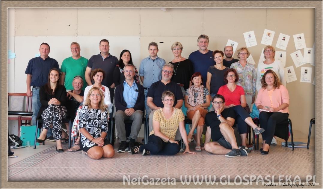 Zagraniczne szkolenie nauczycieli z ZS