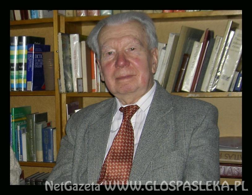 Zmarł Zbigniew Błaszczak