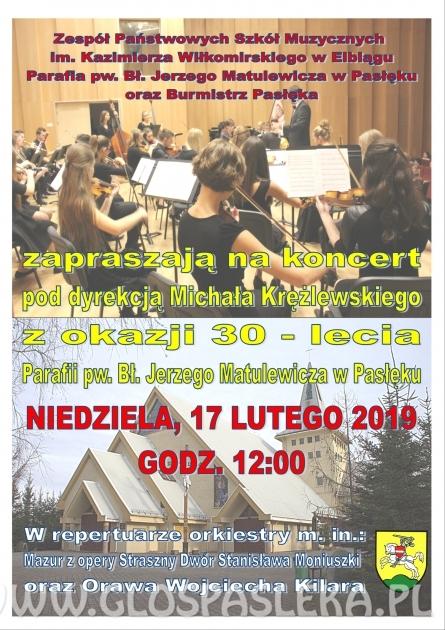 Koncert u Matulewicza