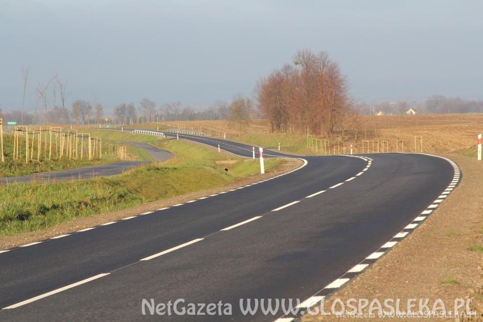 Za szybka jazda na drodze do Rychlik