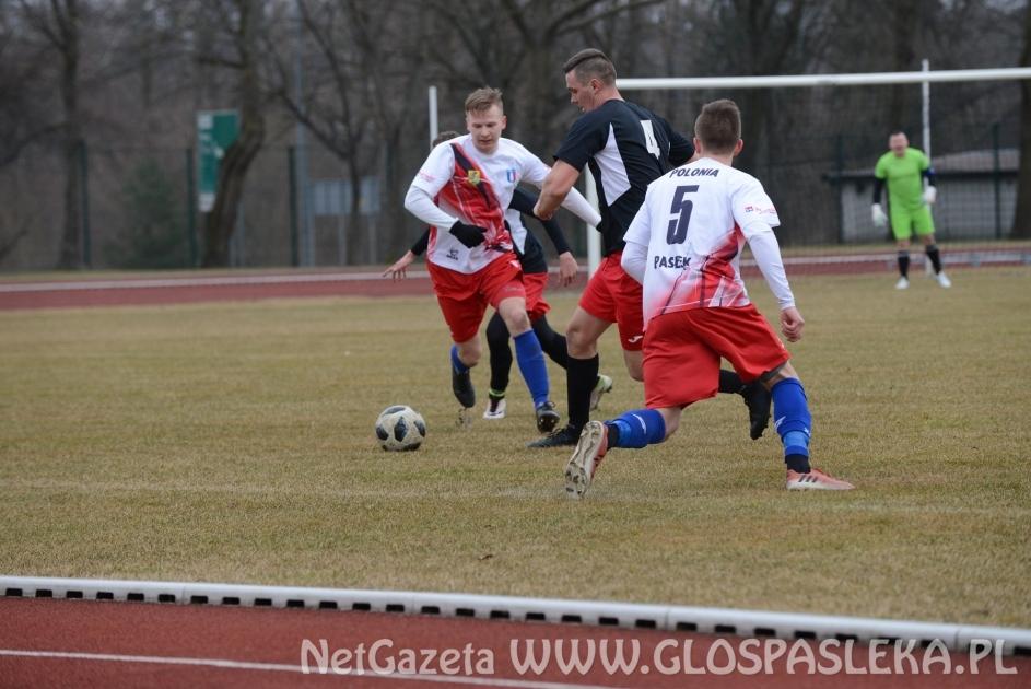 Polonia wygrała z Pogonią Prabuty