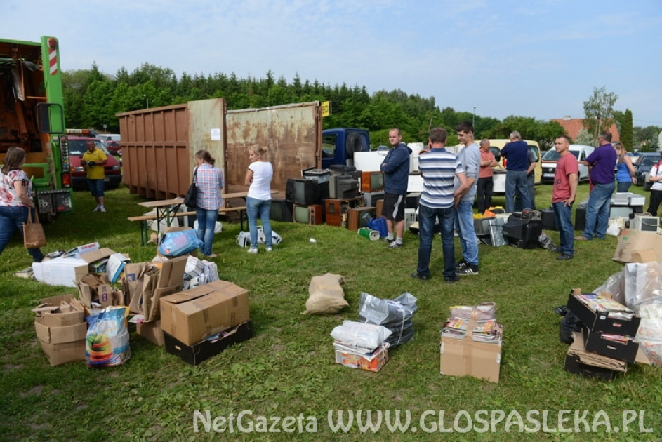 VII Pasłęcki Festyn Ekologiczny