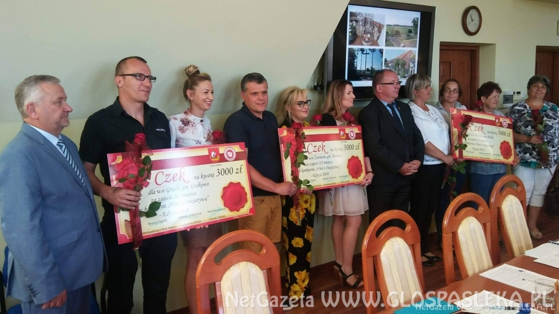 Uwaga konkurs - Wieś z inicjatywą