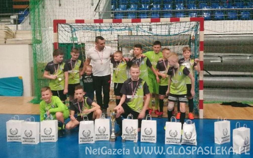 Sukces młodych piłkarzy Polonii