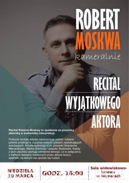 Zaproszenie na recital
