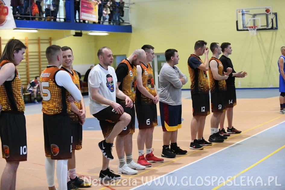 ŚGO Pasłęk wygrywa Basket Ligę w Elblągu