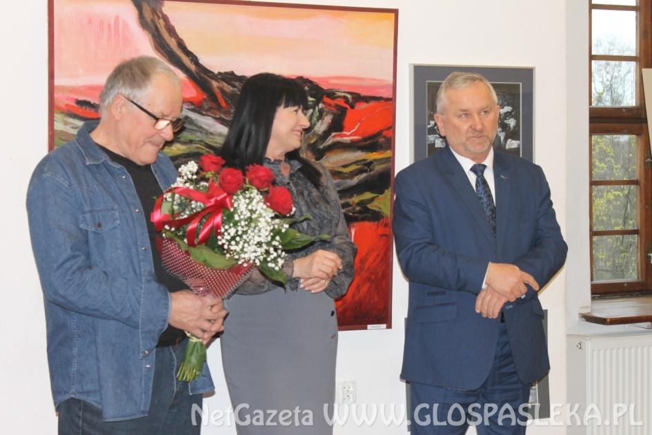 Zygmunt Prończyk wystawia w POK – u
