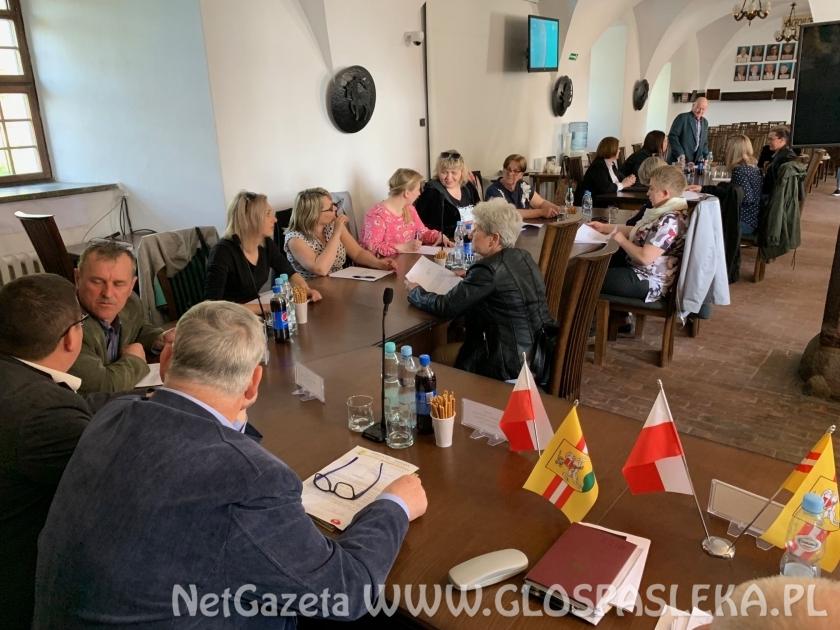 Spotkanie sołtysów