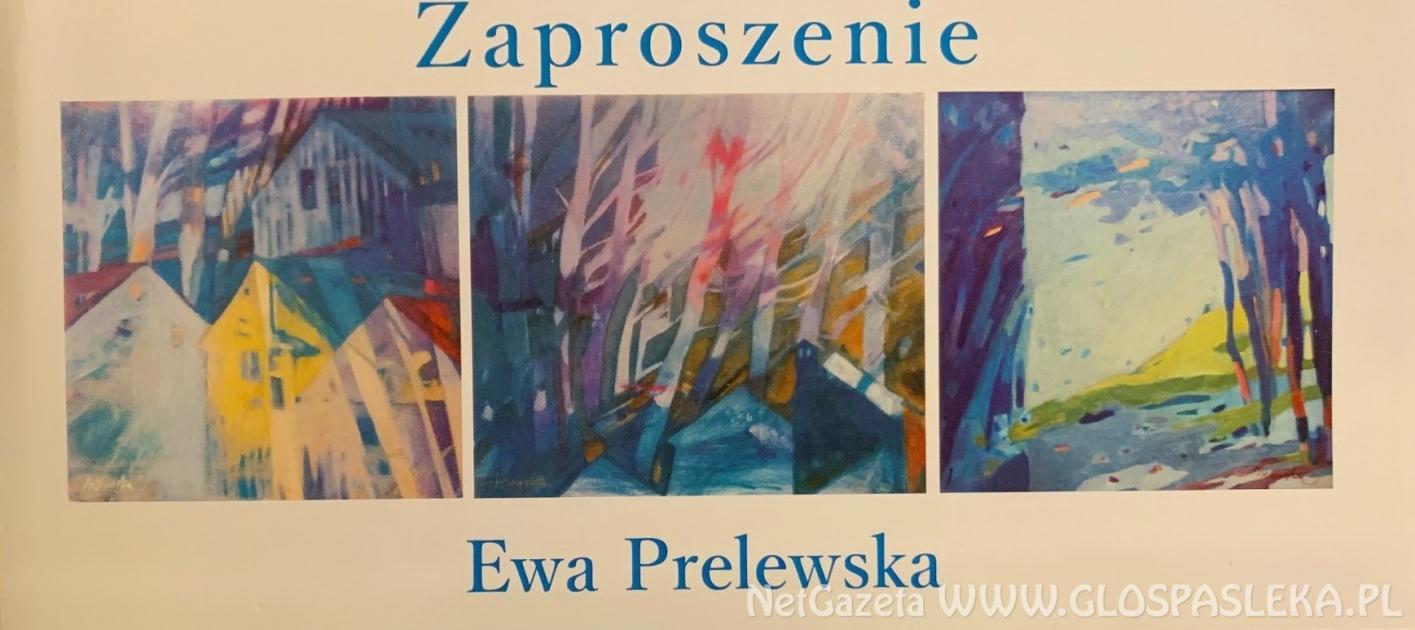 Ewa Prelewska w Galerii POK