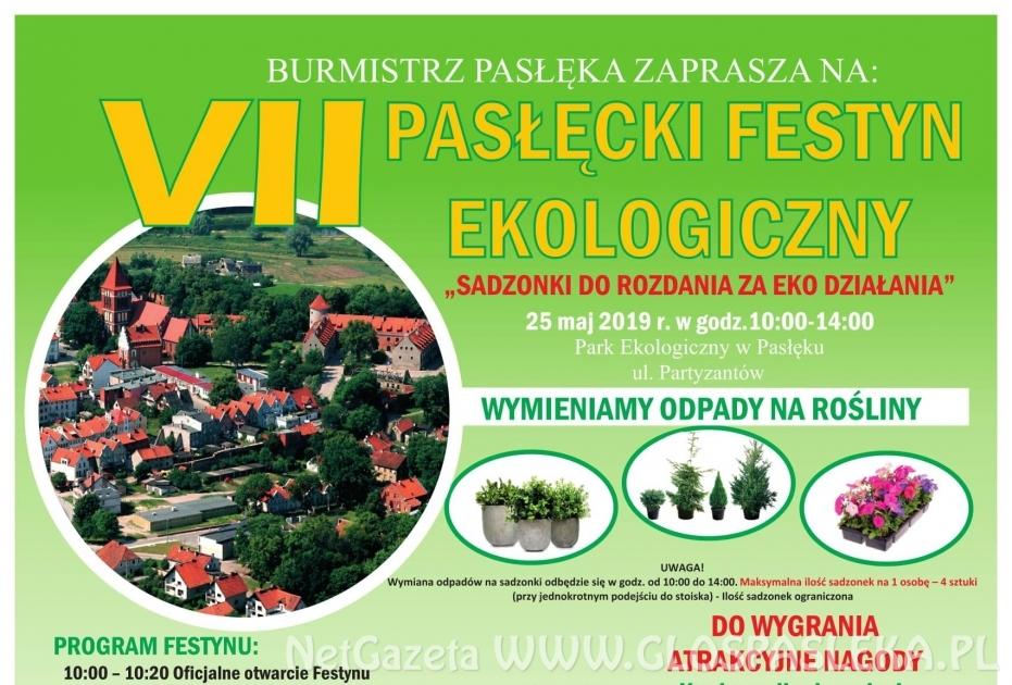 Zaproszenie na Festyn Ekologiczny