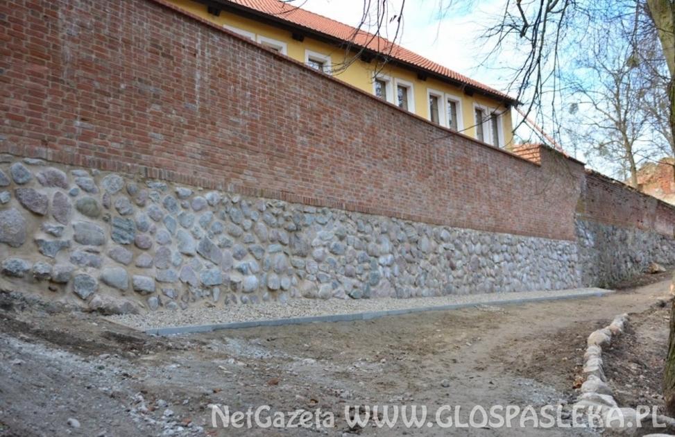 Oferta na remont murów wybrana