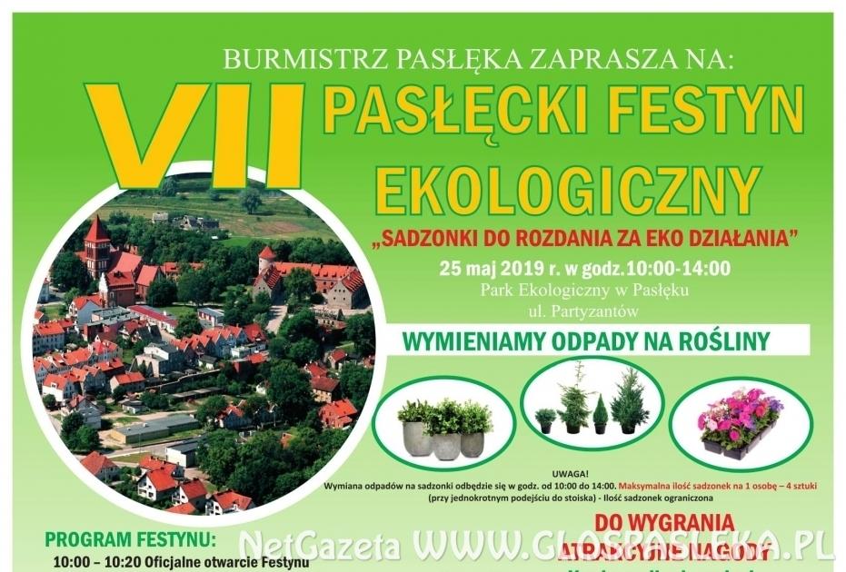 Sadzonki do rozdania za EKO działania - jutro festyn ekologiczny