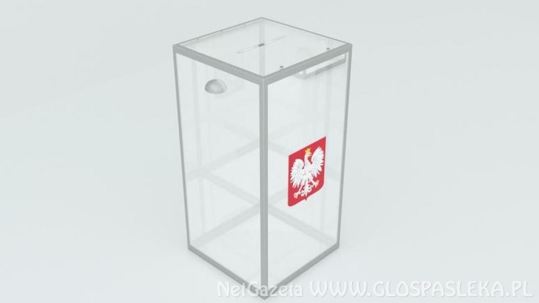Wybory w Pasłęku