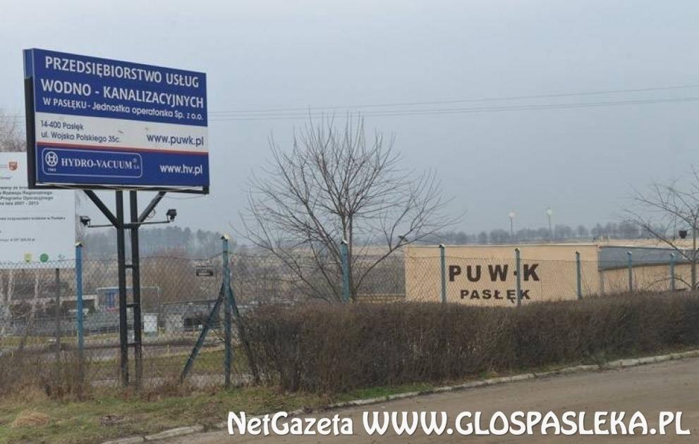 Ogłoszenie PUW-K: trwa naprawa awarii