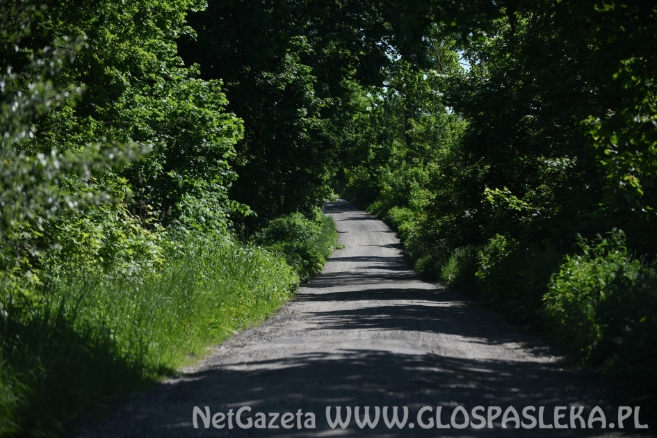 Rusza budowa drogi do Piniewa