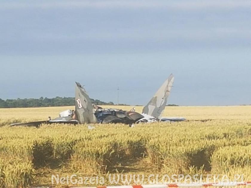 Wadliwa modyfikacja zabiła pilota